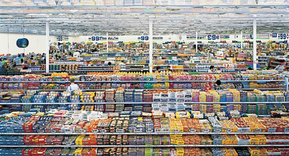 Andreas Gursky, 99 cent