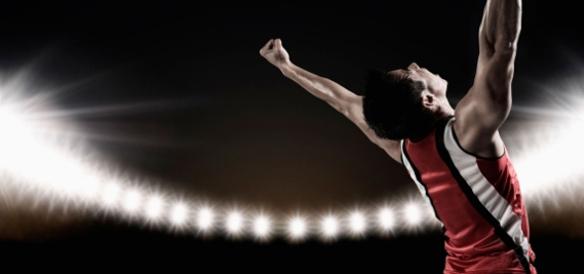 Atleta, triunfo