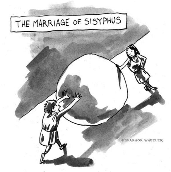 El matrimonio de Sisifo
