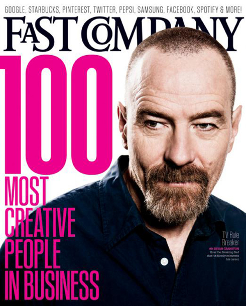 Fast Company, may 2013