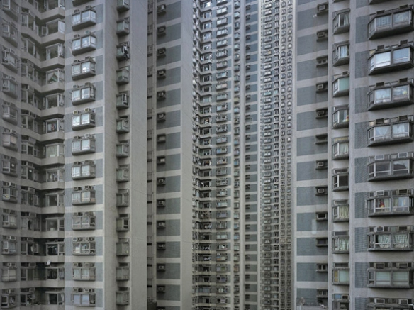 Hong Kong, edificio