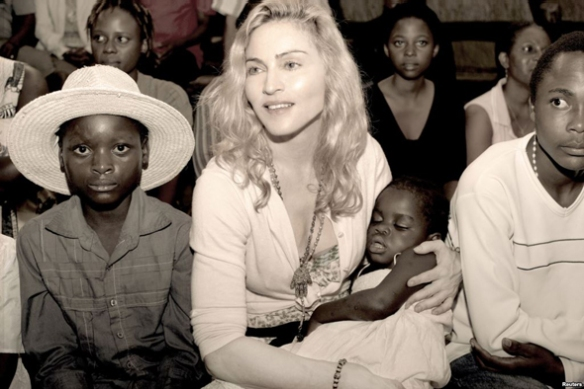 Madonna, Malawi