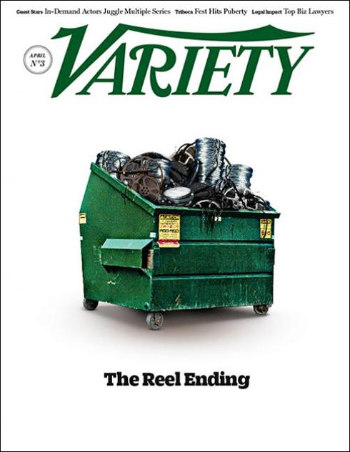 Variety, abril 2013