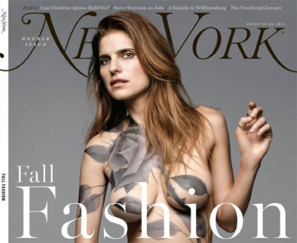 New York Mag Fall Fashion