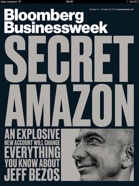 Bloomberg, Bezos