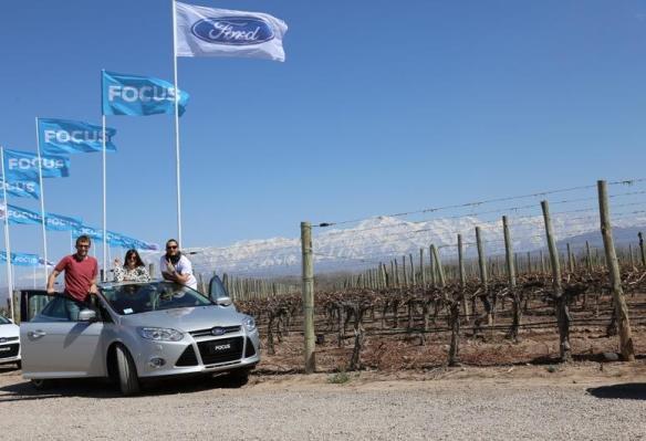 Ford, Mendoza