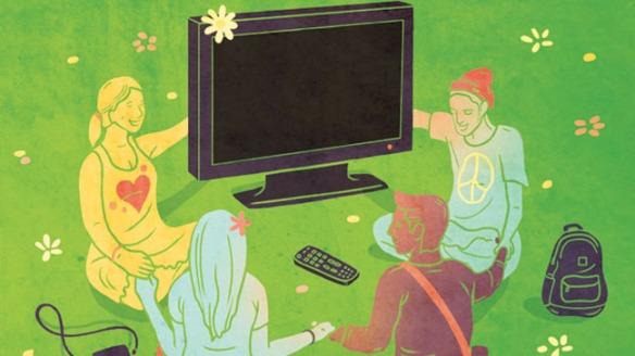 Millennials, TV