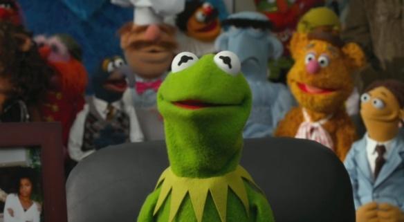 The Muppets, René