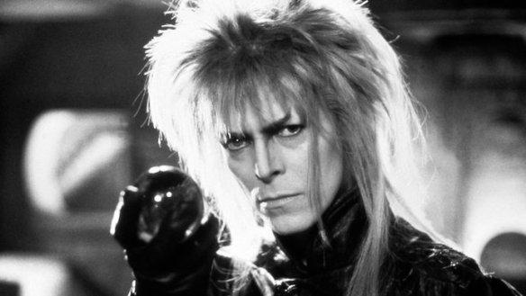 David Bowie, Laberinto