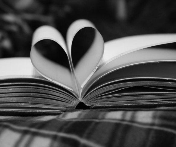 Libro, corazón